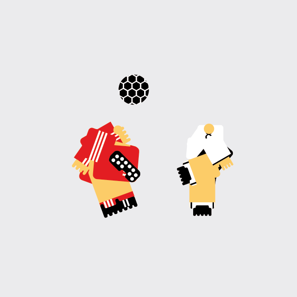 illustrate You Ideas: Fußball