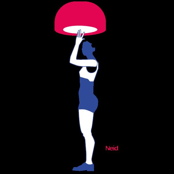 Illustration Neid Jens Tasche Geistes Modell